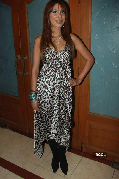 Pooja Misra at a press meet