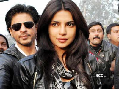SRK promotes 'Don 2' in Patna