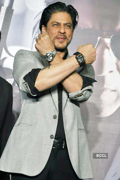 SRK launches 'Don 2' watches