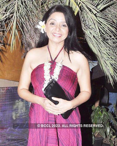 Nandish Sandhu's birthday bash