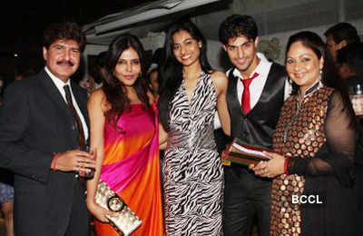 Rati Agnihotri's bash for son Tanuj