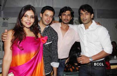 Rati Agnihotri's bash for son Tanuj