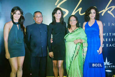 Shakti Mohan's calendar launch