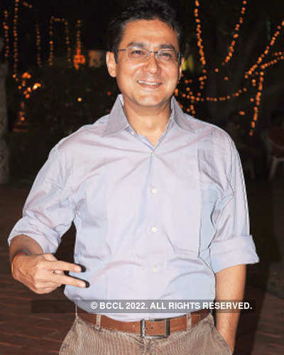 Diwali party at Maharaj Bagh Club