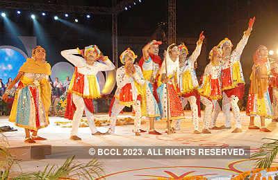 Lokmat Sakhi Manch's 11th anniversary party