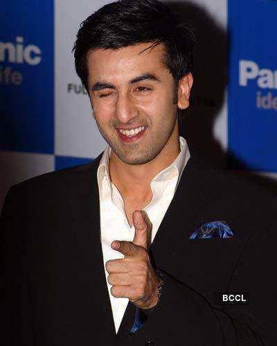 Ranbir Kapoor shoots himself