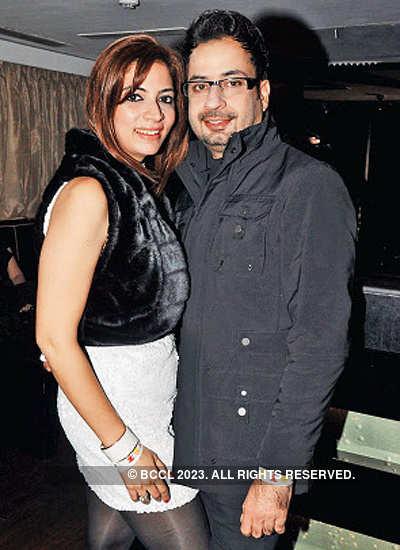 Rashmi Chhabra's b'day party