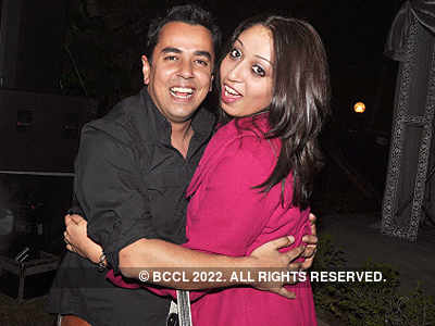New year bash by Nilima and Uday Desai