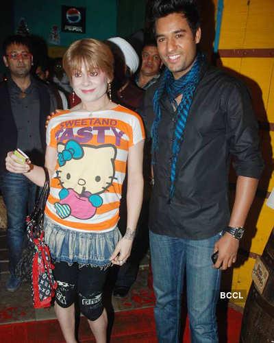 Bobby Darling @ Model Ram's b'day party