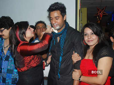 Bobby Darling @ Model Ram's b'day party
