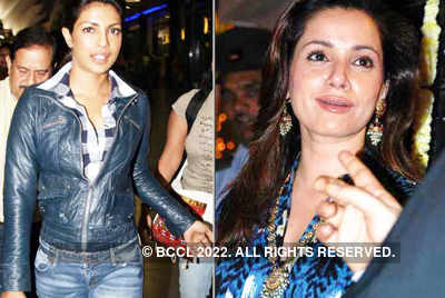 Neelam behind Piggy, SRK's affair rumours?
