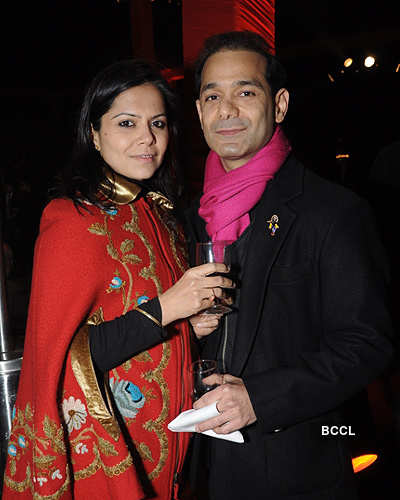 Celebs @ Khushii's event