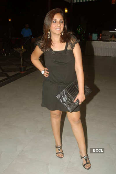 Avinash Wadhawan's b'day party