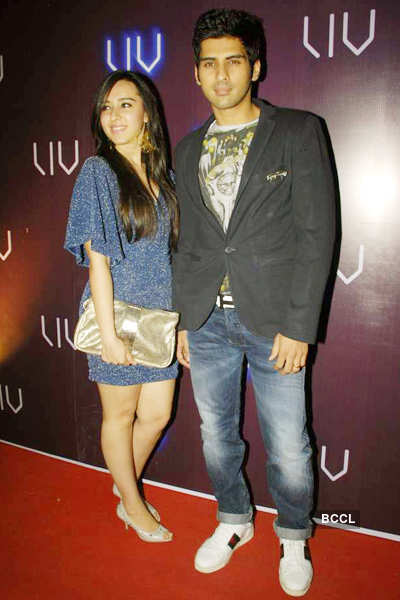 'Liv' club launch