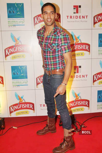 Kingfisher's Marathon pre-party