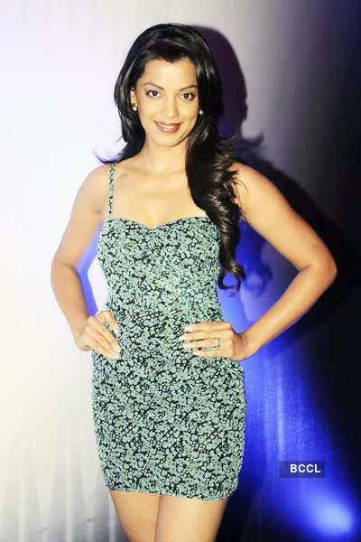 Mugdha, Milind launch 'Wahl' products