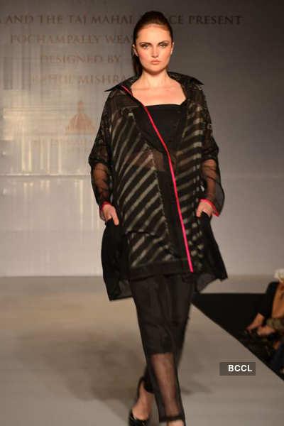 Rahul Mishra 'Taj Khazana' show