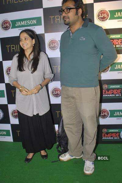 Anurag at press meet: Empire Awards