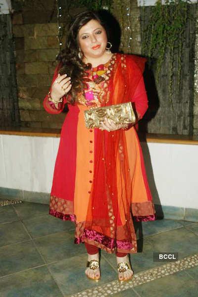 Deepshikha's 'Mata Ki Chowki'