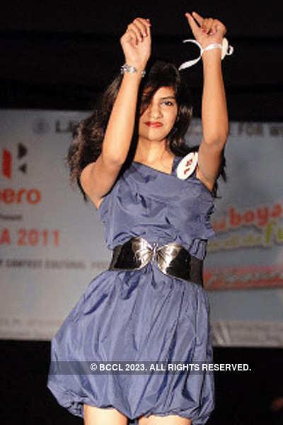 LAD College's fashion show