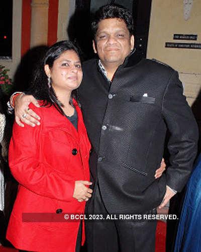 Shraddha @ Gondwana's new year bash