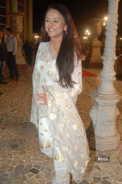 Deepshikha & Kaishav Arora's reception