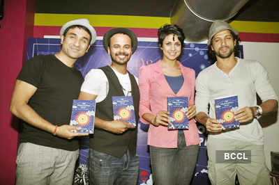 Saurabh Pant's book launch