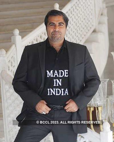Kapil Dev @ 'Go for Gold' press conference
