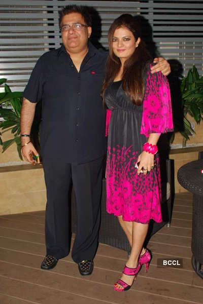 Ramesh Sippy's b'day party
