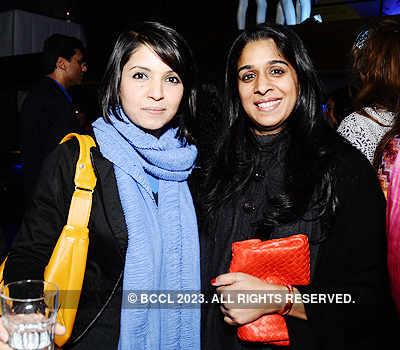 Sanjeev Kapoor @ Indian Art Summit pre party