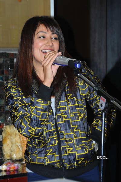 Amy Billimoria's Karaoke night party