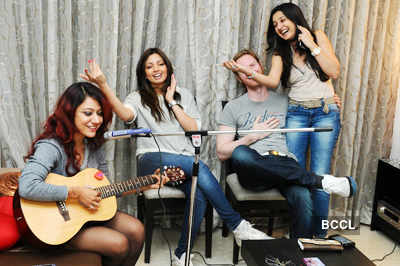 Amy Billimoria's Karaoke night party