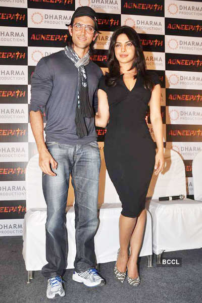 'Agneepath' success party