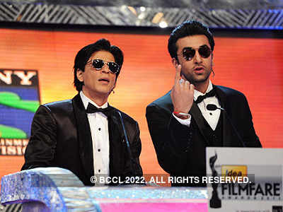 57th Idea Filmfare Awards 2011: Best shots