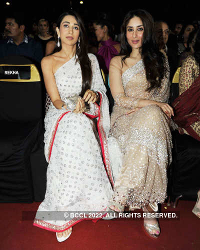 57th Idea Filmfare Awards 2011: Starry Night