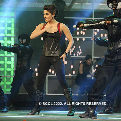 57th Idea Filmfare Awards 2011: Peppy performances