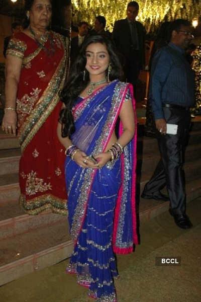 Celebs at Prerna Ghanshyam Sarda's wedding