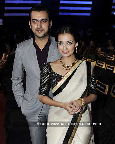 57th Idea Filmfare Awards 2011: Hottest couples