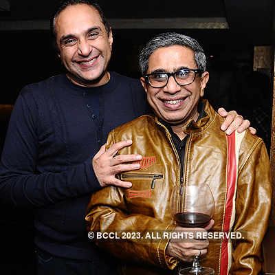 Jattin Kochhar's b'day party