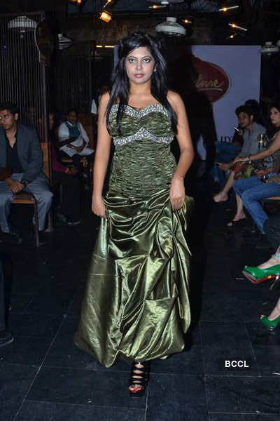 Aarti Gupta's collection showcase