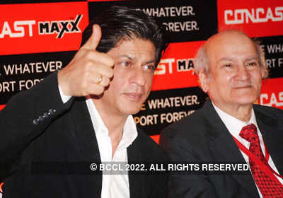 SRK at book launch