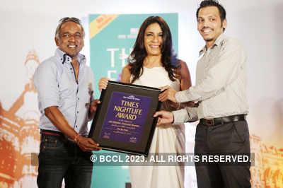 Times Nightlife Awards'12 -- Mumbai Winners