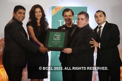 Times Food Guide Awards '12 -- Mumbai Winners