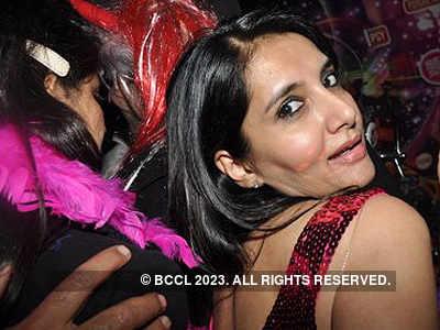 Kashif Farooq's b'day party