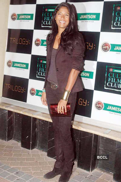 Anurag Kashyap's party
