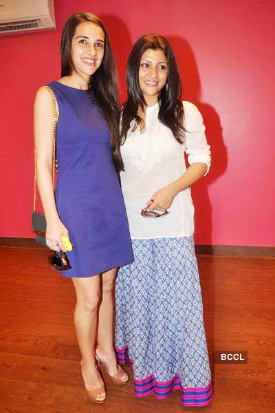 Rahul Bose sister's studio launch
