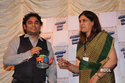 Kareena, Imran, Rahman @ college festival