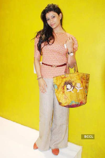 Ritu Pande's couture preview