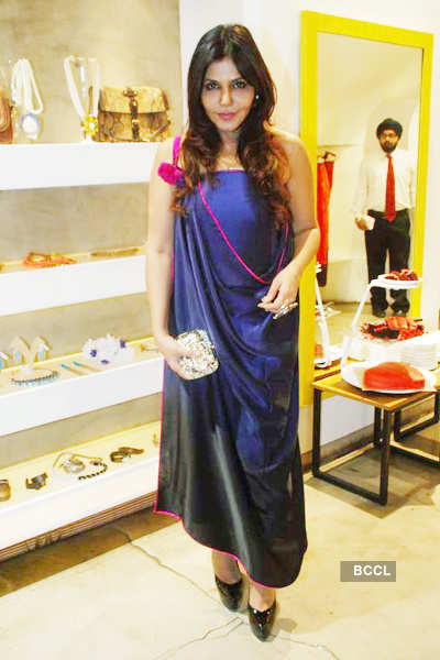 Ritu Pande's couture preview