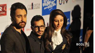 Bebo, Imran at press meet